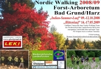 Nordic Walking Plakat
