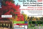 Flyer Nordic-Walking Blütenlauf und Indian Summer